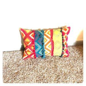 World Market Decorative pillow